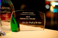 The 15th Annual Greene County Chamber of Commerce  Recognition Gala