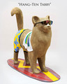 HOCA Cats-#6 Hang Ten Tabby