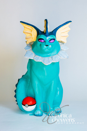 Veronica Chewens Photography: 2018 Catskill Cats &emdash; 17 Vaporeon, I choose you!
