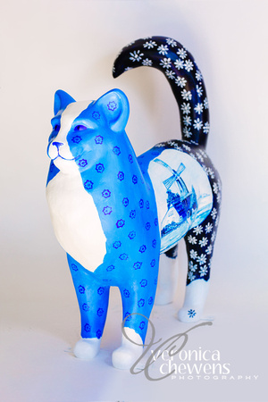 Veronica Chewens Photography: 2018 Catskill Cats &emdash; 18 Delft Cat (3)