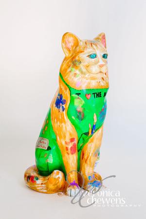 Veronica Chewens Photography: 2018 Catskill Cats &emdash; 25 Artsy Arty (2)