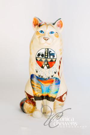 Veronica Chewens Photography: 2018 Catskill Cats &emdash; 44 Maricopa Kitty