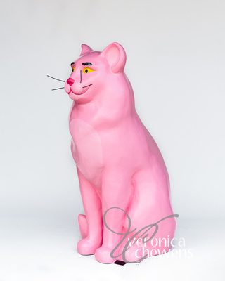 Veronica Chewens Photography: 2019 Cats &emdash; #20 Pink Panther (3)