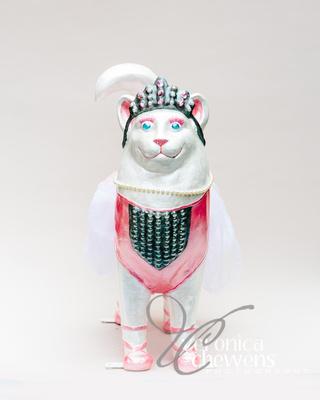 Veronica Chewens Photography: 2019 Cats &emdash; #44 Ballerina Kitty (2)