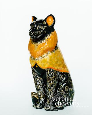 Veronica Chewens Photography: 2017 Catskill Cats &emdash; Klimt-y Kat